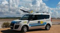 Private Faro Airport Transfer to Albufeira, アルブフェイラ