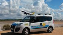 Traslado particular do aeroporto de Faro para Lagos, Faro, Airport & Ground Transfers