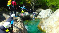 Canyoning en Parcours BLEU 3H - Canyon d'Hèas, Lourdes, Climbing