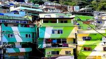 Santa Marta Favela Walking Tour, Rio de Janeiro, Full-day Tours