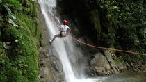 Canyoning and Rafting with Organic Farm, San Jose, Climbing