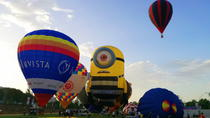 European Balloon Festival flight on 14th or 15th July, Barcelona, Balloon Rides
