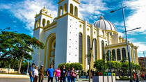 Layover tour San Salvador city and Volcano tour El Boqueron National Park, San Salvador, Layover...