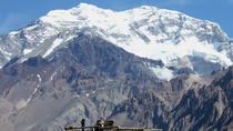 Aconcagua Trekking Full Day Tour from Santiago, Santiago, Walking Tours