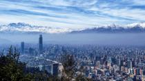 City Tour and Shopping Tour of Santiago, Santiago, Bike & Mountain Bike Tours