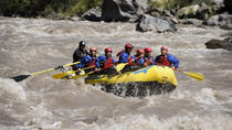 Maipo River Rafting from Santiago, Santiago, White Water Rafting & Float Trips
