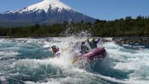 Rafting at Petrohue River from Puerto Montt, プエルト・モント