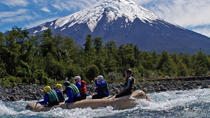 Rafting at Petrohue River from Puerto Varas, プエルト・バラス