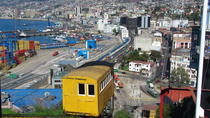 Valparaiso and Vina del Mar Tour, Santiago, Day Trips