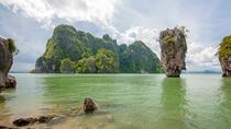 Full-Day James Bond Island Canoeing and Snorkeling Trip by Speedboat from Phuket, Phuket, Jet Boats ...