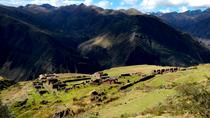 2-Day Private Huchuy Qosqo Trek to Machu Picchu from Cusco, Cusco