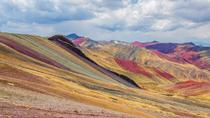 PRIVATE TOUR TO RAINBOW MOUNTAIN VALLEY WITH VALLEY OF ROCKS FROM CUSCO, Cusco, Private Sightseeing...