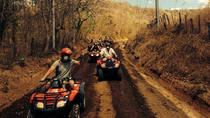 ATV and Canopy Tour from Riu Guanacaste or Nuevo Colon, Playa Hermosa