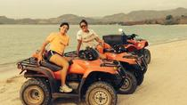 One Day Beach Tour: ATV and Sailing Catamaran at Flamingo Beach, Playa Hermosa