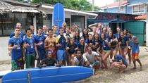Private and Regular Surf Lesson in Tamarindo, Tamarindo, Surfing Lessons