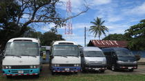 Round-Trip Private Transfer from Liberia Airport to Hotels or Private Houses, Liberia