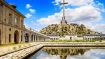 El Escorial and Valley of the Fallen from Madrid