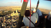 Hot Air Balloon Ride over Segovia, Castile and León, City Tours