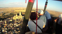 Special couples: One night accomodation in double room & 2 Hot Air Balloon tickets over Segovia...