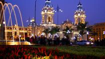 Private Lima Night Tour Including Magic Water Circuit, Lima, Night Tours