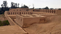 Private Tour: Pachacamac Archaeological Site Including Barranco District, Lima, Half-day Tours