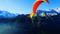Paragliding Experience from Interlaken, Interlaken