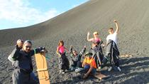 Cerro Negro and Volcano Sand Boarding from León, León, null