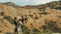 Horse Back Riding through Cappadocia, Goreme, Half-day Tours