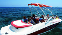 1 or 2 Hour Private Boat Hire from Protaras, Protaras