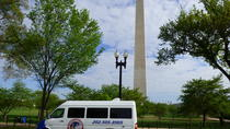Dynamite-Tagestour: Busrundfahrt durch DC in kleiner Gruppe, Washington DC, Full-day Tours