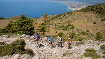 Hiking above Kalamata
