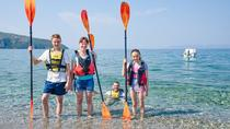 Sea Kayaking East of Kalamata, Kalamata, Kayaking & Canoeing