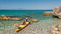 Sea Kayaking East of Kalamata