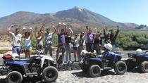 Teide National Park Guided Quad Safari in Tenerife, Tenerife
