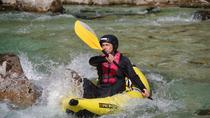 Easy Kayak Trip, Bovec, Day Trips