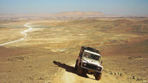 Ramon Crater Jeep Tour from Mitzpe Ramon, Sde Boker, 4WD, ATV & Off-Road Tours