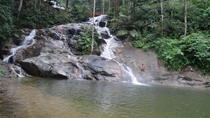 Kuala Lumpur Day Tour and Rainforest Waterfall including Tickets to KL Tower, Kuala Lumpur, Day ...