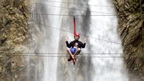Via Ferrata Vertige De L'Adour in The Pyrenees, Lourdes, Climbing
