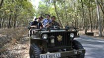 Half Day Cu Chi Tunnels by Jeep from Ho Chi Minh, Ho Chi Minh City, Private Sightseeing Tours