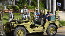 Half-Day Tour of Ho Chi Minh City on Restored Army Jeep, Ho Chi Minh City, Half-day Tours