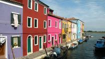 4-hour Motorboat Cruise to Venice Lagoon Islands Murano Burano and Torcello, Venice, Day Cruises