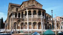 Half-Day Motorboat Cruise to Venice Lagoon Islands Murano and Burano, Veneza
