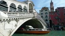 Morning Venice Walking Tour plus St Mark's Basilica Guided Visit