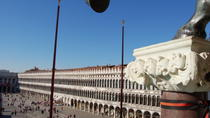 Unusual Perspectives of St Mark's Museum and Basilica, Venice, Private Sightseeing Tours