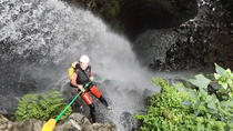 Canyoning Tour - Advanced - Ribeira Funda, Funchal, Climbing