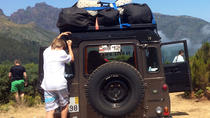 Jeep and Canyoning Combo, Funchal, 4WD, ATV & Off-Road Tours
