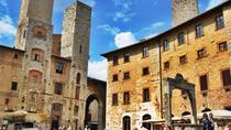 Full Day Private San Gimignano and Volterra Self-Guided Tour from Livorno, Livorno, Private ...
