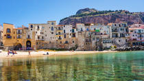 Private Self-Guided Tour of Cefalu, Santo Stefano di Camastra and Corleone from Palermo, Palermo