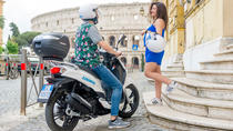Scooter rental in Roma with Unlimited Mileage, Rome, Vespa Rentals