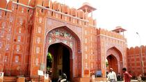 2-Day Private City Tour of Jaipur visit City Palace and Amber Fort Including Airport Transfers, ...